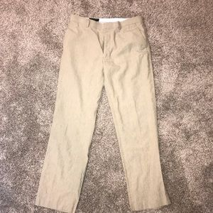 Banana Republic Linen Dress Pants